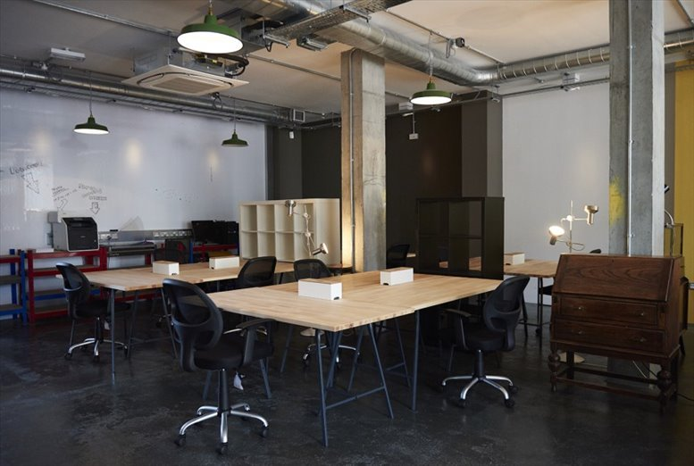 Office for Rent on INDUSTRY, 20 East Road, Tech City Old Street