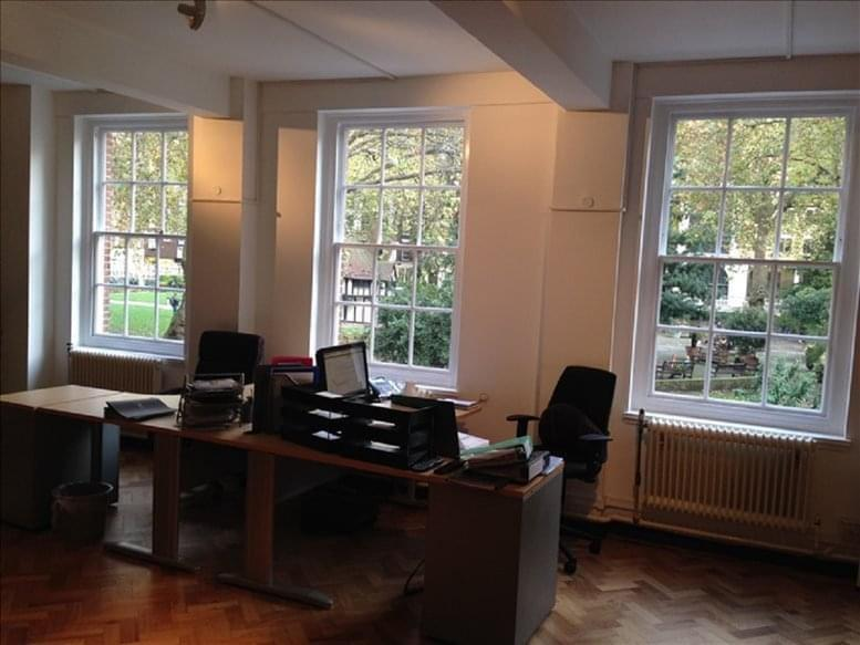 35 Soho Square, Central London Office for Rent Tottenham Court Road