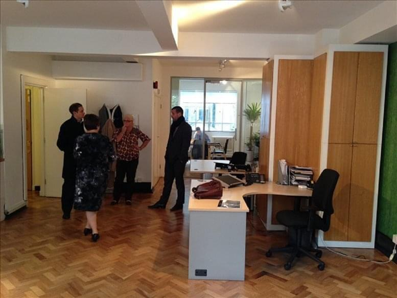 Picture of 35 Soho Square, Central London Office Space for available in Tottenham Court Road