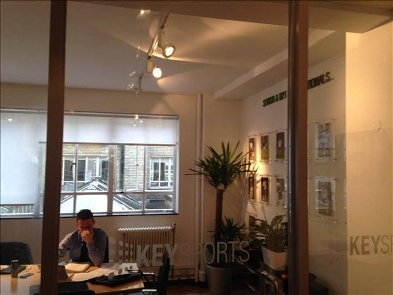 Office for Rent on 35 Soho Square, Central London Tottenham Court Road