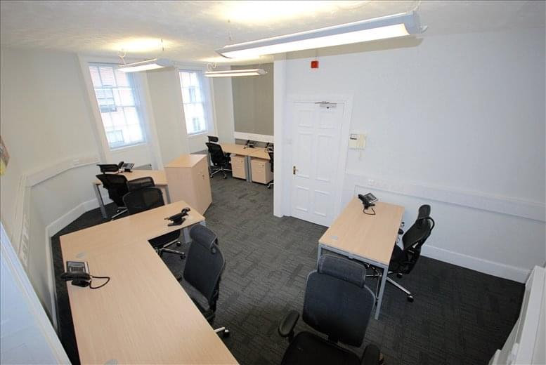 Picture of 45 Fitzroy Street, London Office Space for available in Fitzrovia