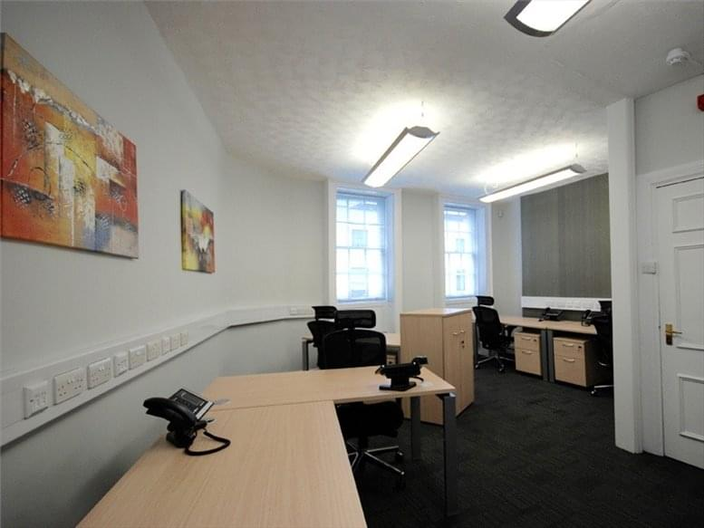 Rent Fitzrovia Office Space on 45 Fitzroy Street, London