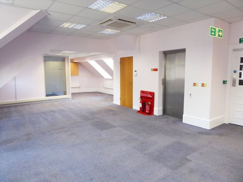 Rent Sutton Office Space on Trinity Court, 34 West Street, Sutton Town Centre