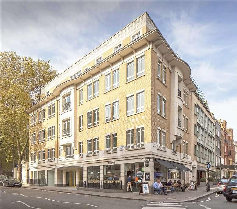 14 Curzon Street available for companies in Mayfair