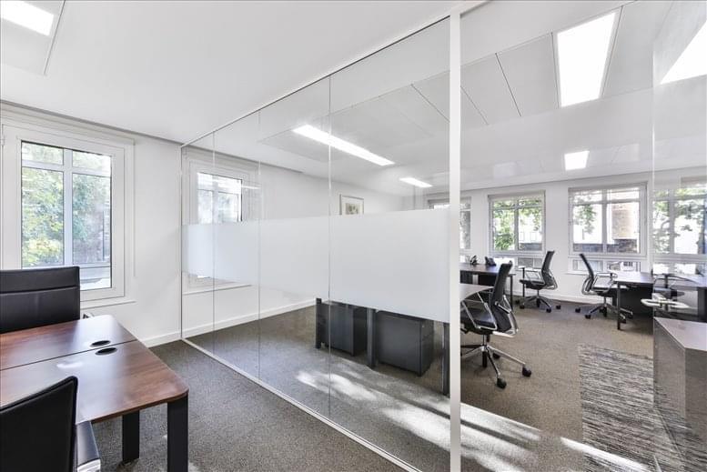 14 Curzon Street Office Space Mayfair