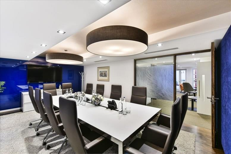 14 Curzon Street Office for Rent Mayfair