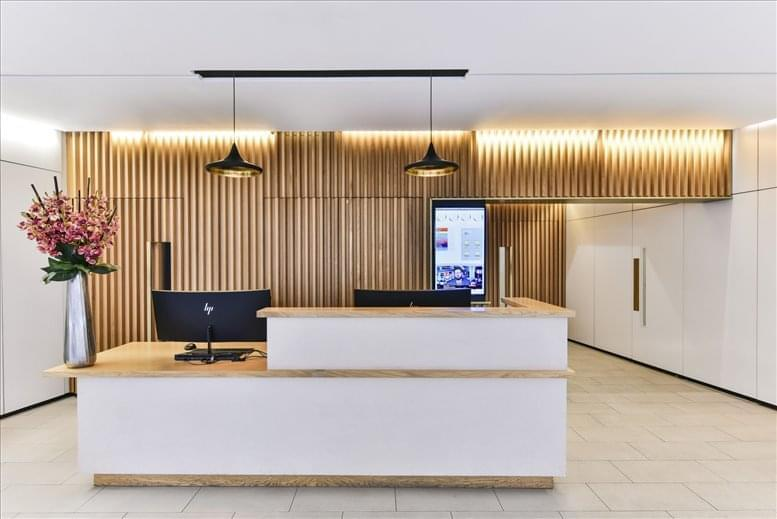 Office for Rent on 14 Curzon Street Mayfair