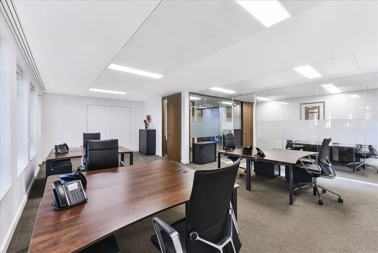Mayfair Office Space for Rent on 14 Curzon Street