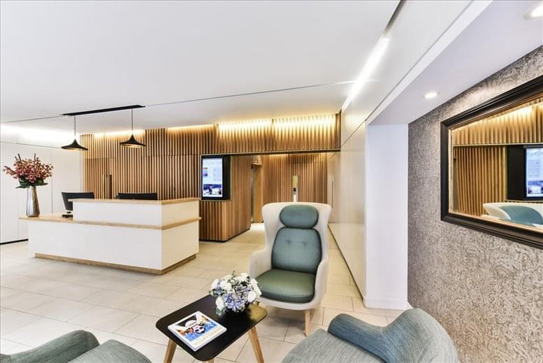 Rent Mayfair Office Space on 14 Curzon Street