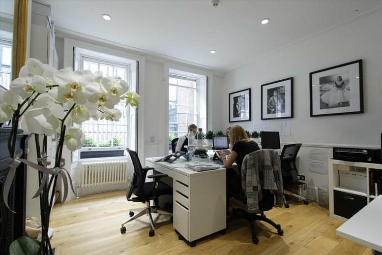 Picture of 6-8 Ganton Street, Soho Office Space for available in West End