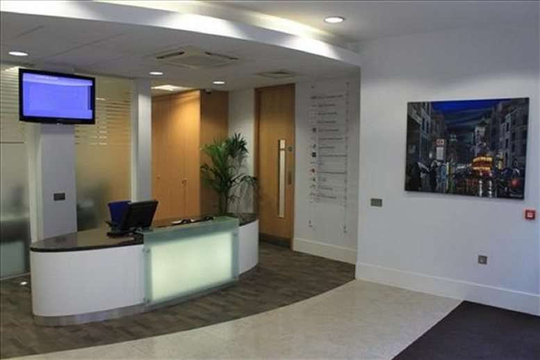 Quantum House, 22-24 Red Lion Court available for companies in The City
