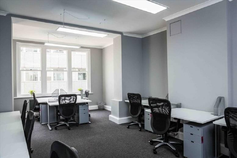 36 Whitefriars, City of London Office Space The City