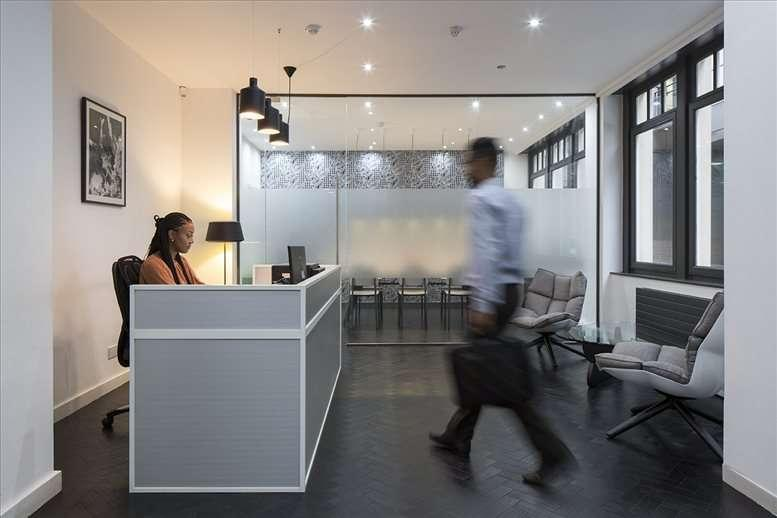 The City Office Space for Rent on 36 Whitefriars, City of London