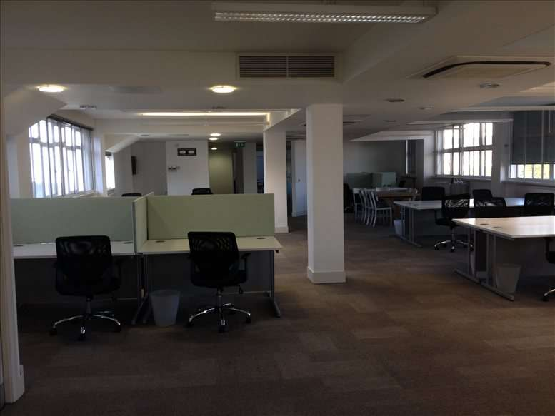 Alhambra House, Charing Cross Road Office for Rent West End