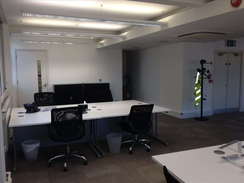 Picture of Alhambra House, Charing Cross Road Office Space for available in West End