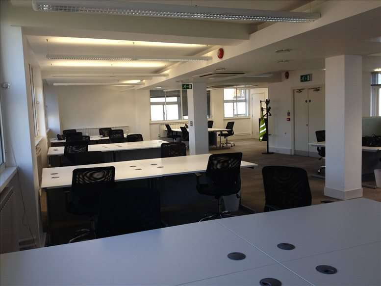 Office for Rent on Alhambra House, Charing Cross Road West End
