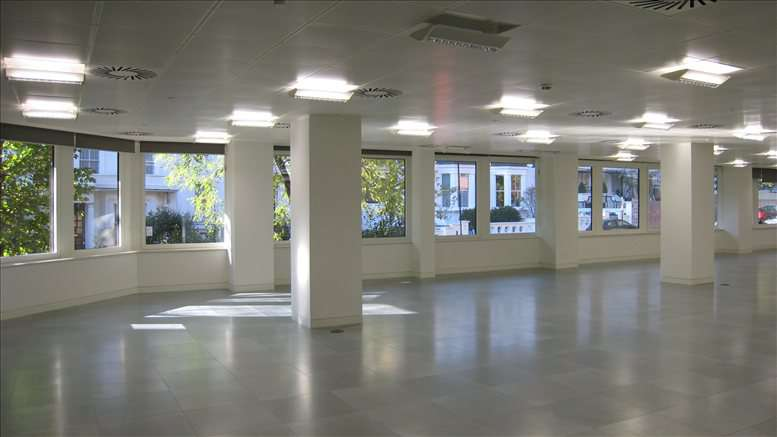 Picture of Niddry Lodge, 51 Holland Street Office Space for available in Kensington
