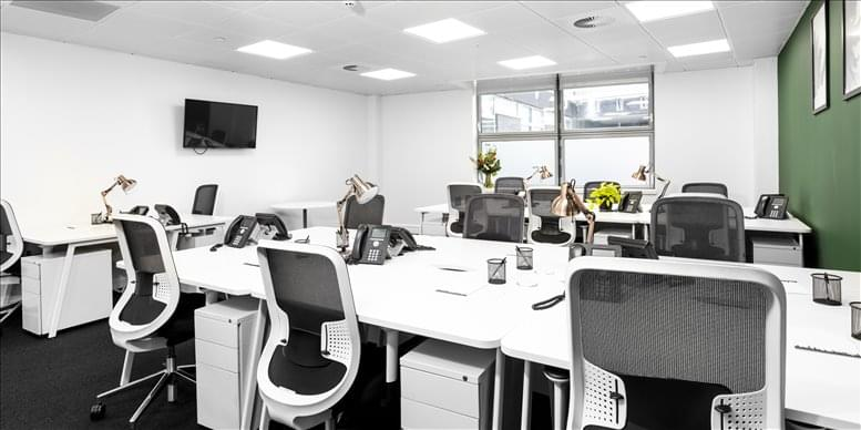 Mayfair Office Space for Rent on 10 Brick Street, Mayfair