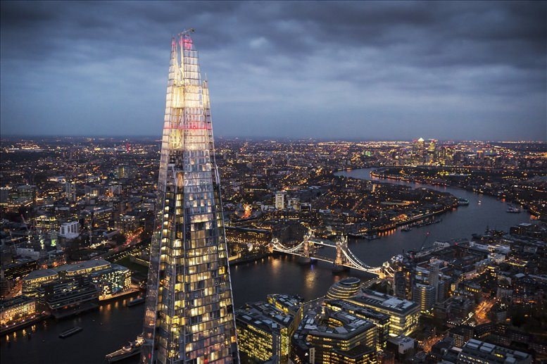 Photo of Office Space on The Shard, 24&25 Fl, 32 London Bridge St - SE1