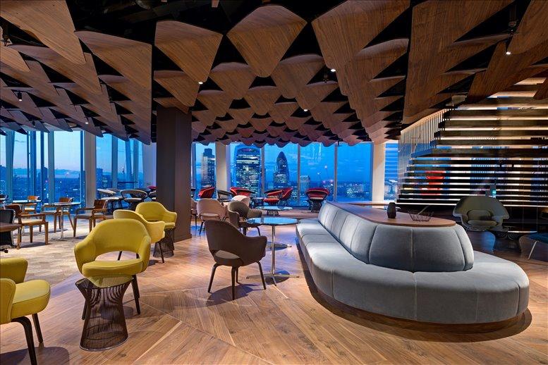 Photo of Office Space on The Shard, 24&25 Fl, 32 London Bridge St London Bridge
