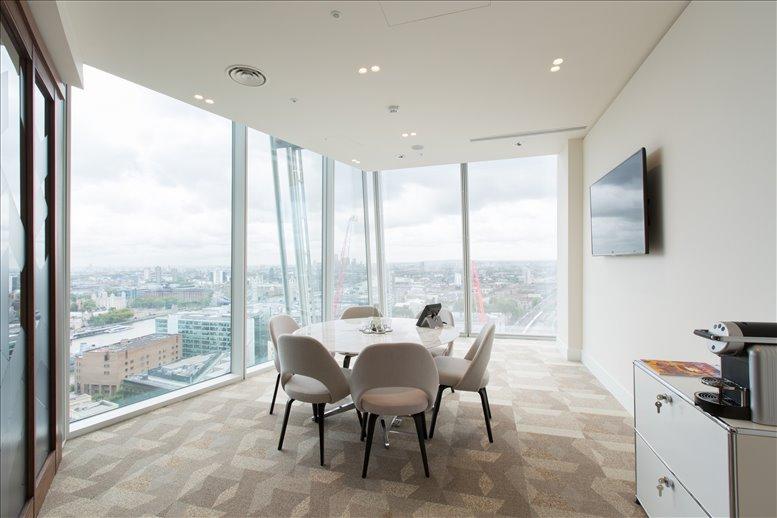 The Shard, 24&25 Fl, 32 London Bridge St Office for Rent London Bridge