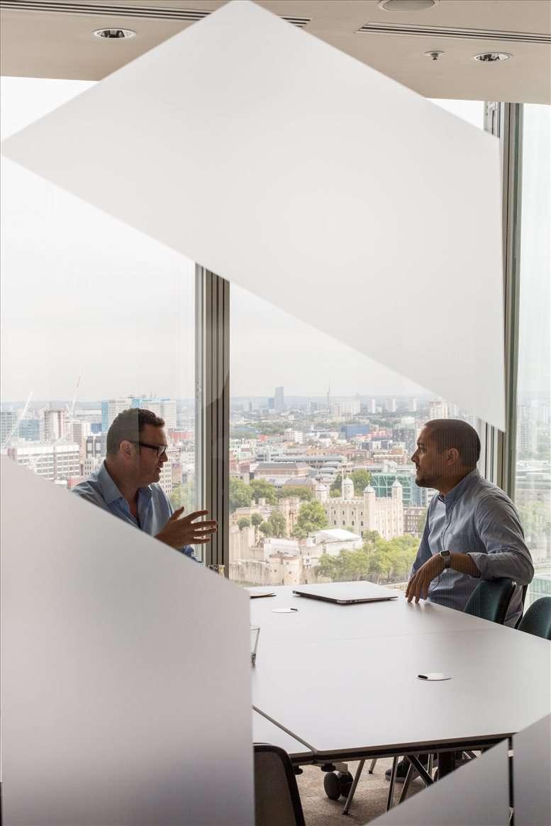Rent London Bridge Office Space on The Shard, 24&25 Fl, 32 London Bridge St