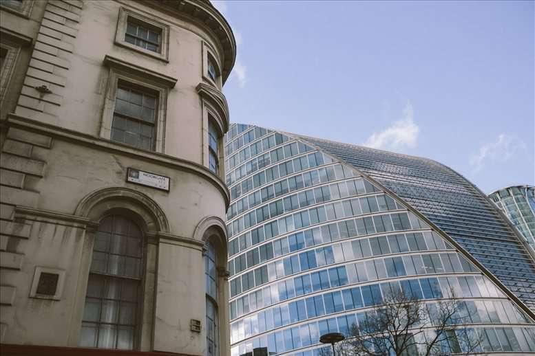 Moor Place, 1 Fore Street Avenue Office Space Moorgate