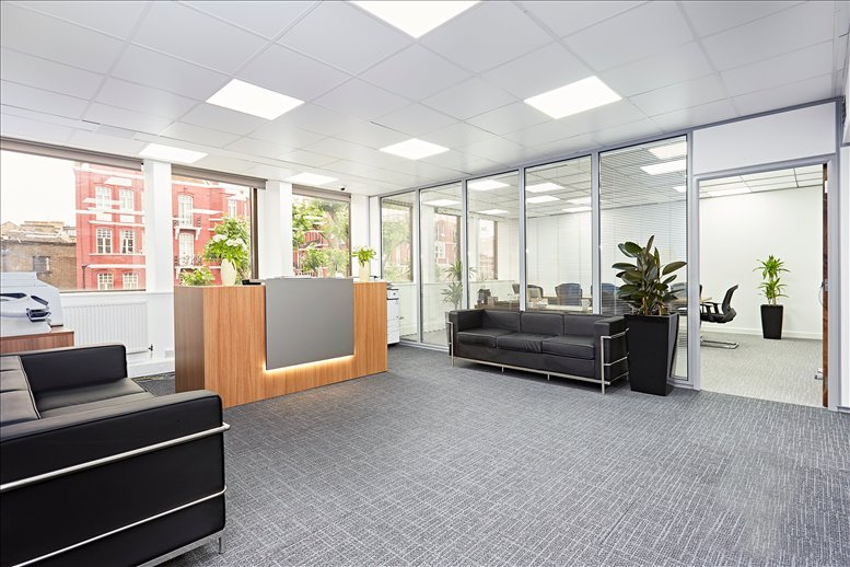 Office for Rent on Winchester House, 259-269 Old Marylebone Road West End