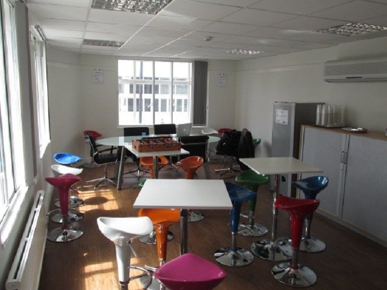 Rent Southwark Office Space on 202 Blackfriars Road