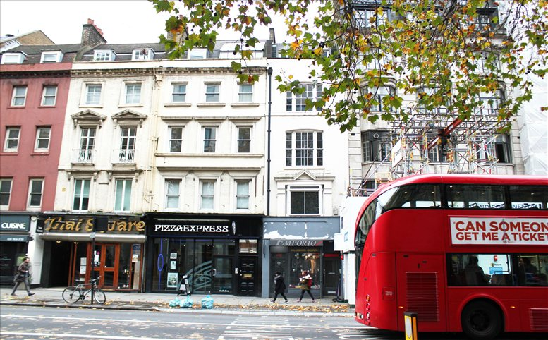 Image of Offices available in Strand: 146 The Strand