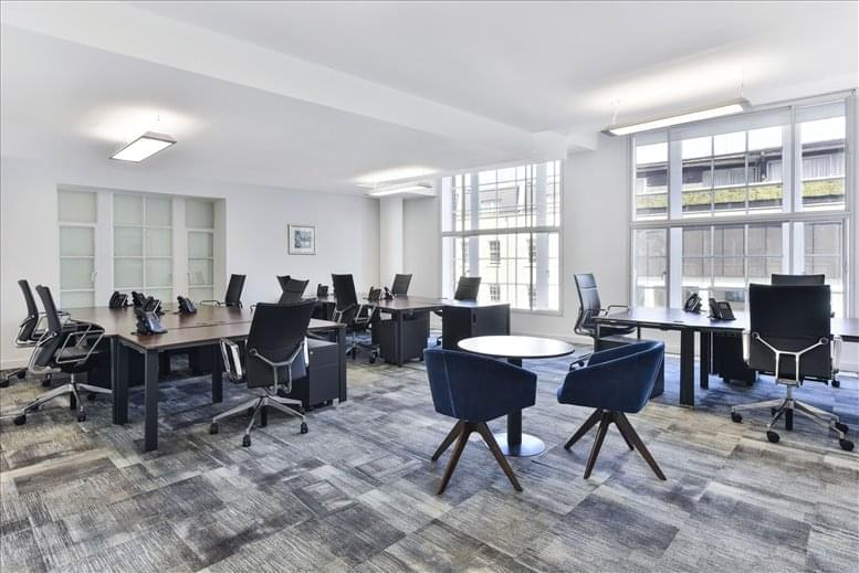 Michelin House, 81 Fulham Road Office Space Chelsea