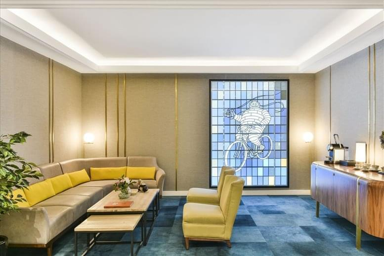 Picture of Michelin House, 81 Fulham Road Office Space for available in Chelsea