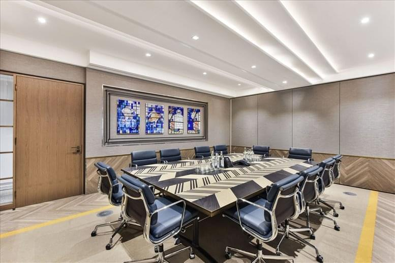 Chelsea Office Space for Rent on Michelin House, 81 Fulham Road