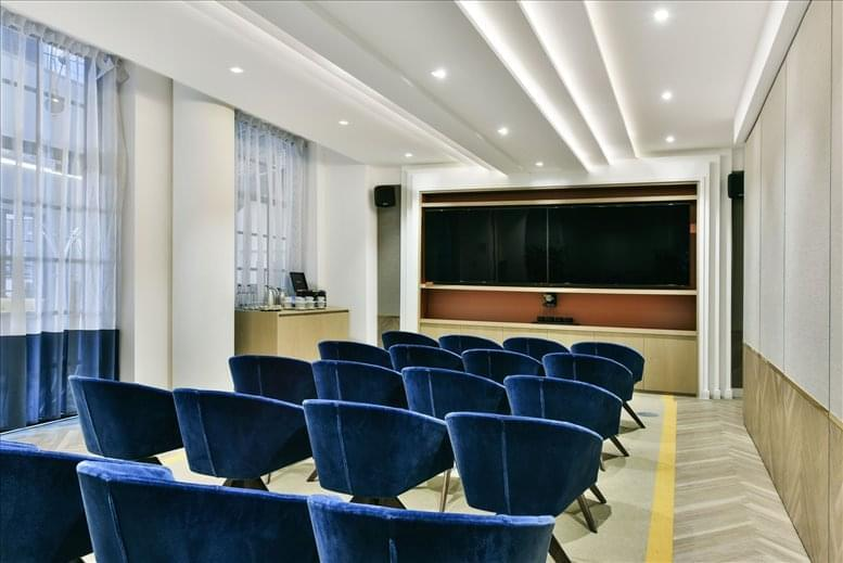 Rent Chelsea Office Space on Michelin House, 81 Fulham Road