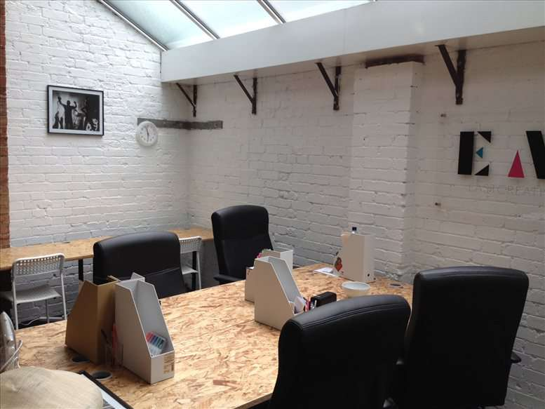 Photo of Office Space on 4 Crown Works, Temple Street, London Bethnal Green