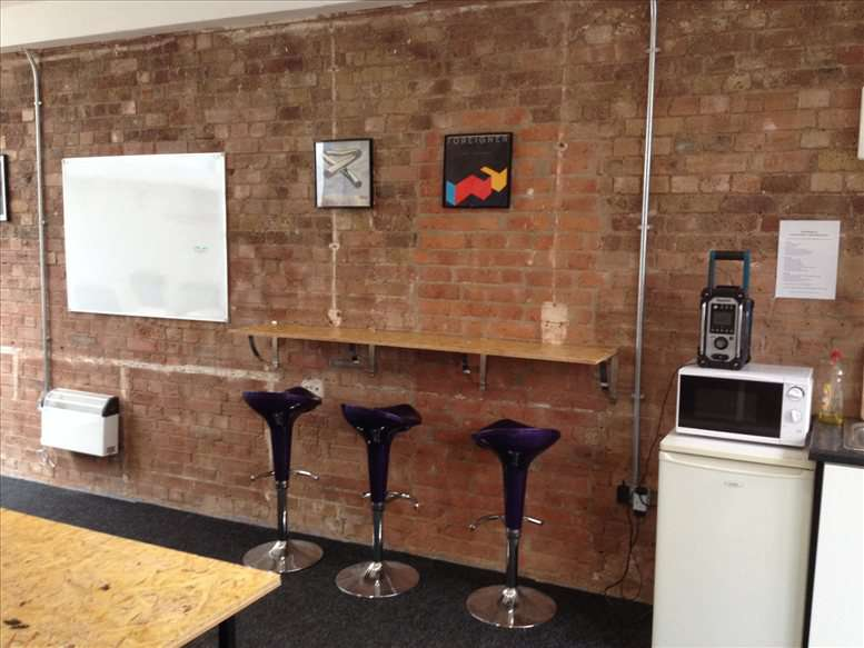 4 Crown Works, Temple Street, London Office for Rent Bethnal Green