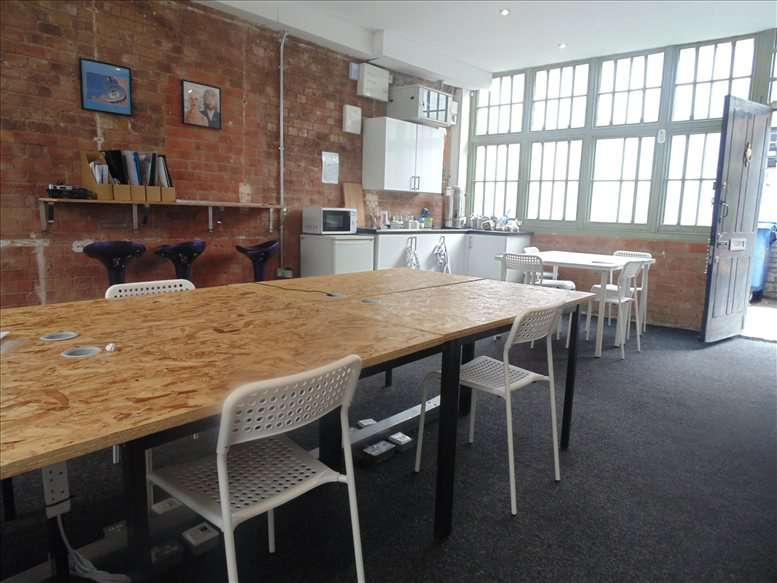 Office for Rent on 4 Crown Works, Temple Street, London Bethnal Green