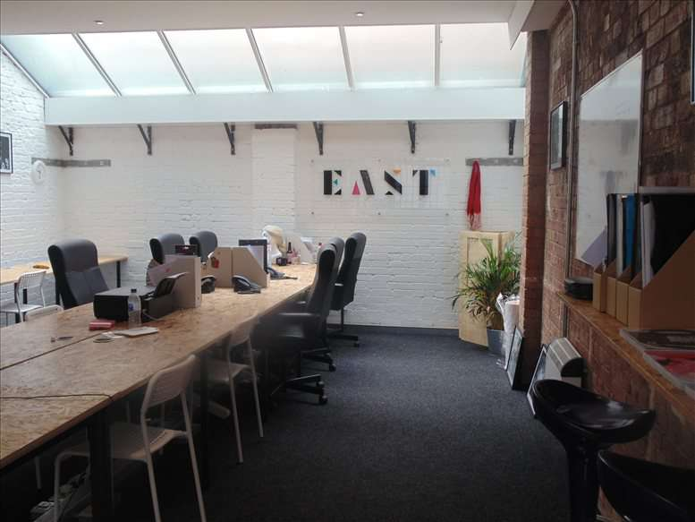 Image of Offices available in Bethnal Green: 4 Crown Works, Temple Street, London