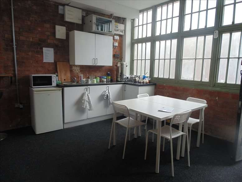 Bethnal Green Office Space for Rent on 4 Crown Works, Temple Street, London