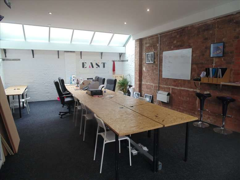 Rent Bethnal Green Office Space on 4 Crown Works, Temple Street, London