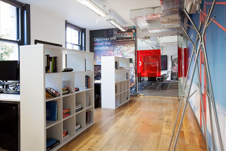113 Shoreditch High Street, London Office Space Shoreditch