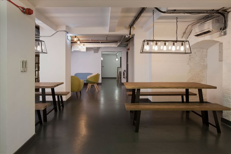 Image of Offices available in Shoreditch: 113 Shoreditch High Street, London