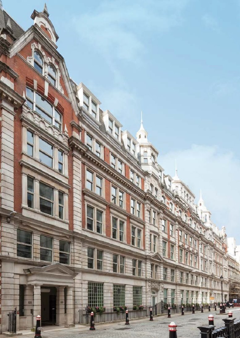 60 New Broad Street Office Space Liverpool Street