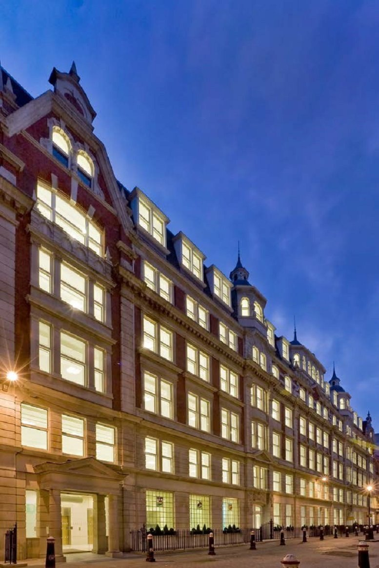 Liverpool Street Office Space for Rent on 60 New Broad Street