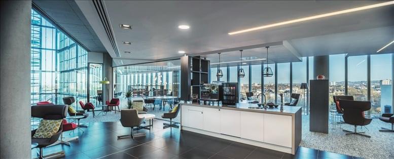 Office for Rent on 2 Kingdom Street, 6th Fl Paddington