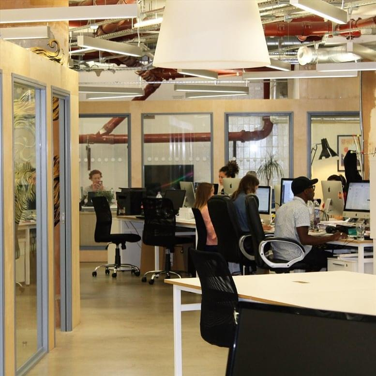 Photo of Office Space available to rent on Eagle House, 163 City Road, Hoxton, Hoxton