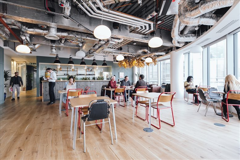 Photo of Office Space on 1 Primrose Street, Spitalfields - EC2A