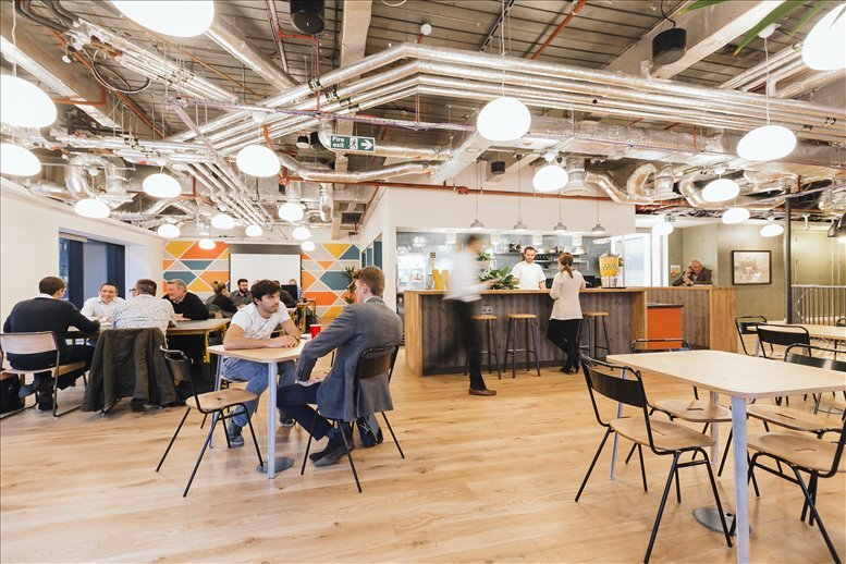 Photo of Office Space on 1 Primrose Street, Spitalfields Bishopsgate