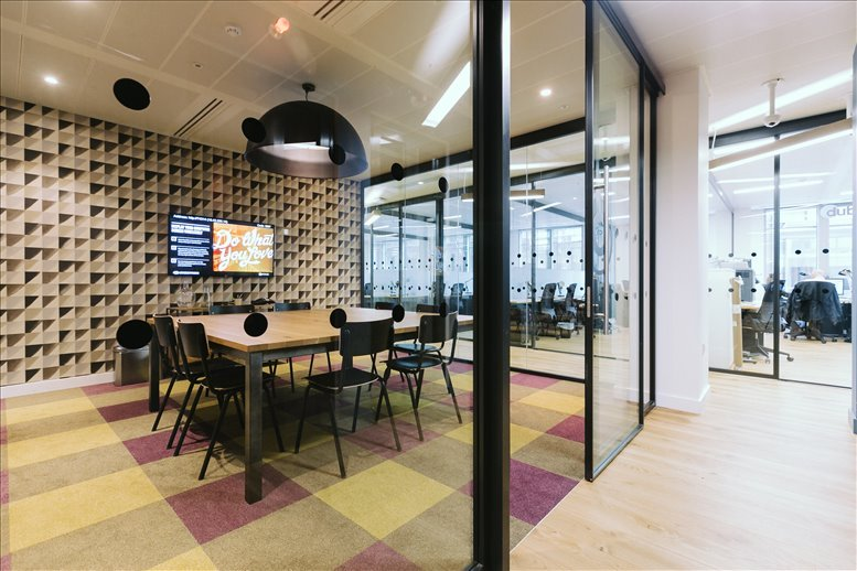 Image of Offices available in Bishopsgate: 1 Primrose Street, Spitalfields