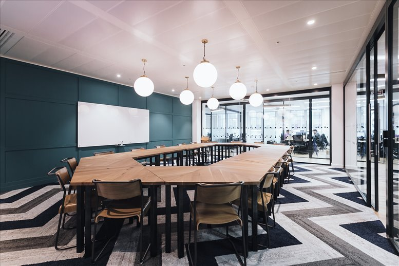 Photo of Office Space available to rent on 1 Primrose Street, Spitalfields, Bishopsgate